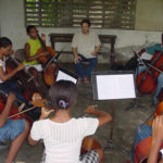 4 - a cello group lesson