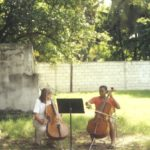 5 - a cello lesson