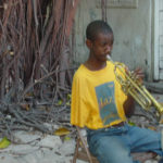 7 - a trumpet student