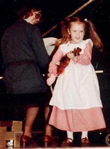 Young Rachel Barton Pine