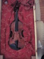 A new violin by Charles Tucker